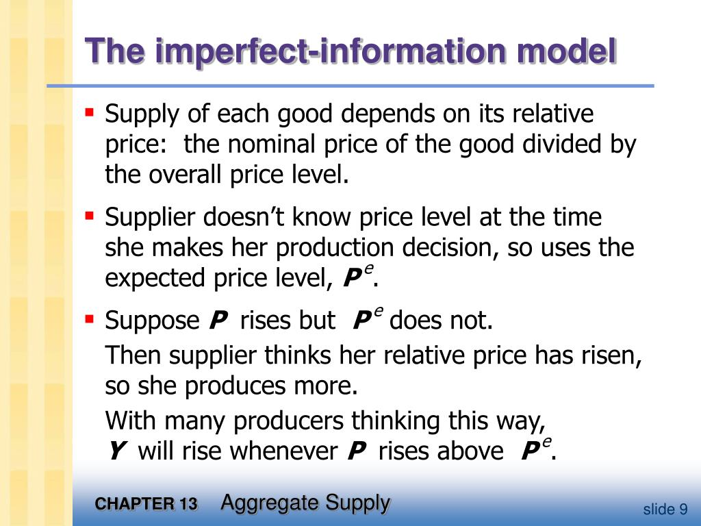 "imperfect information ""whenever you see a successful business, someone once made a courageous decision"" ―peter f drucker anybody can make decisions when complete information is."