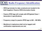 radio frequency identification37