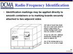 radio frequency identification40