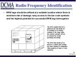 radio frequency identification42