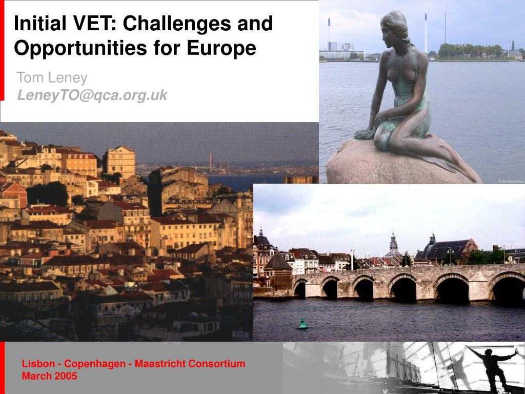 Initial VET: Challenges and Opportunities for Europe