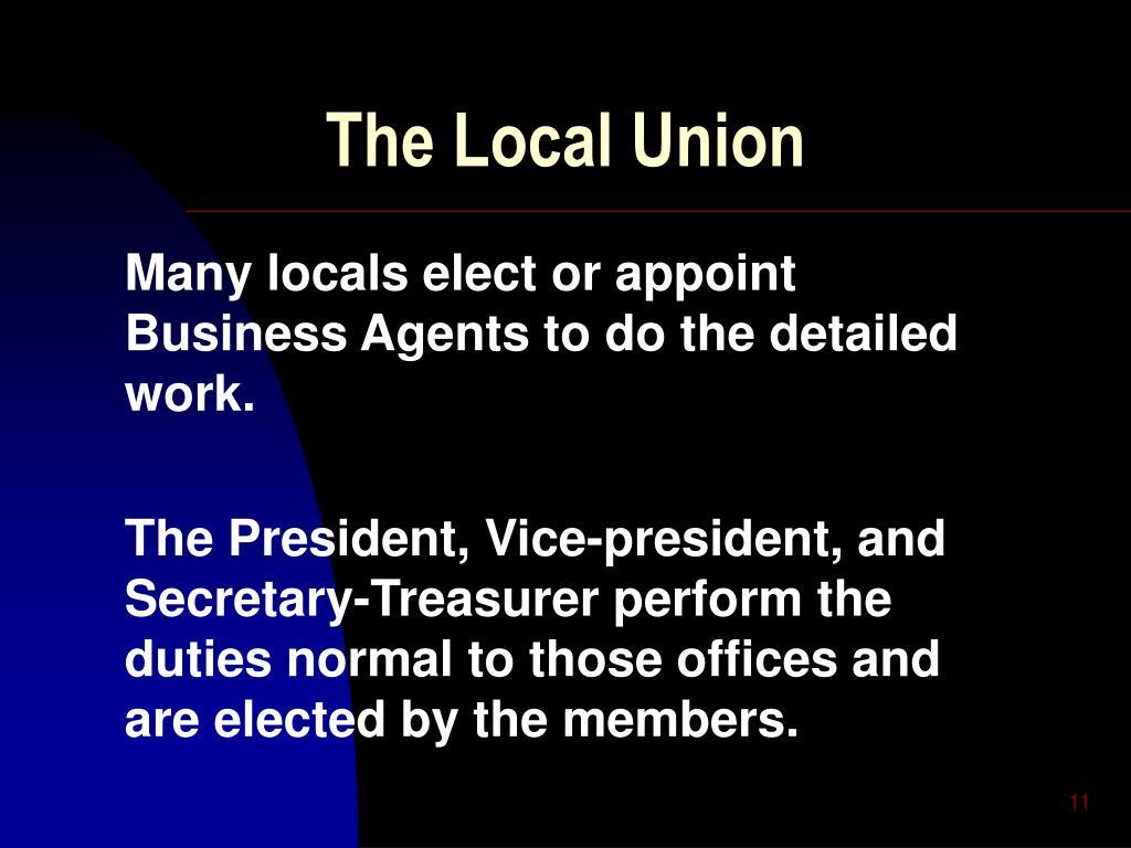 The Local Union