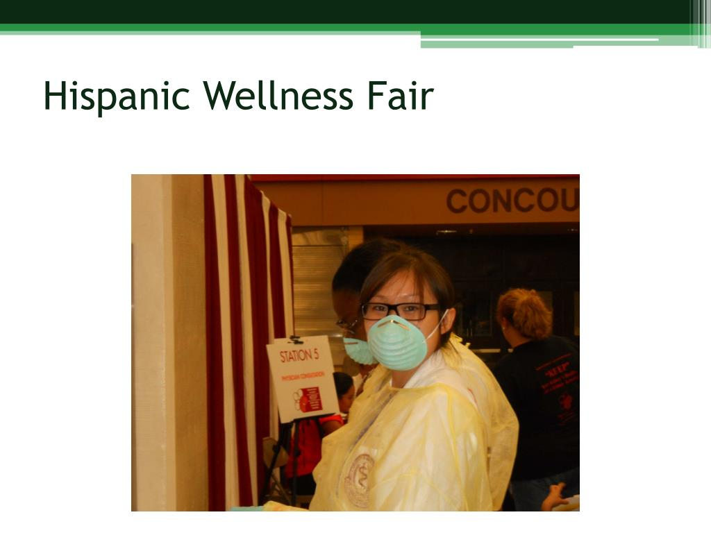 Hispanic Wellness Fair