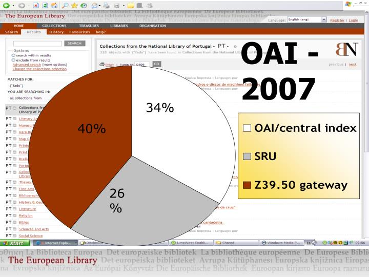 OAI - 2007