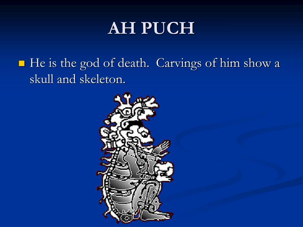 AH PUCH