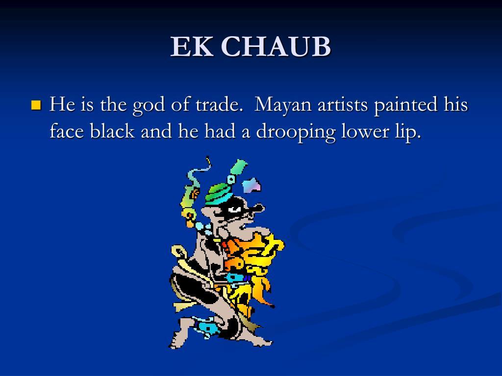 EK CHAUB
