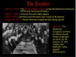the treaties