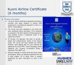 kuoni airline certificate 6 months