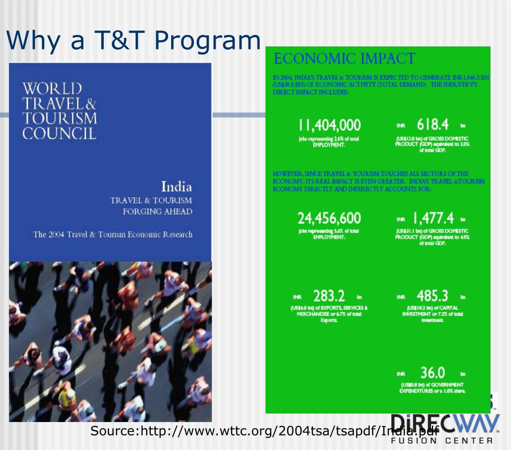Why a T&T Program