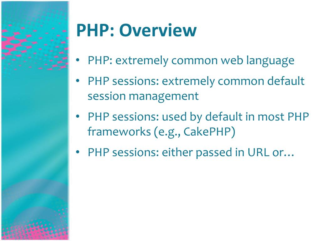PHP: Overview