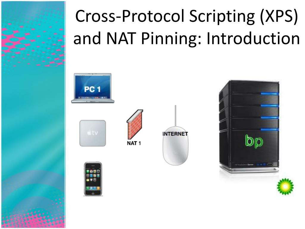 Cross-Protocol Scripting (XPS) and NAT Pinning: Introduction