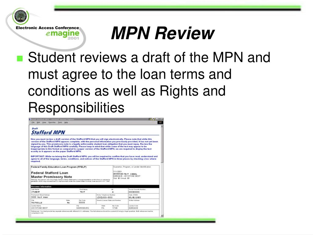 MPN Review