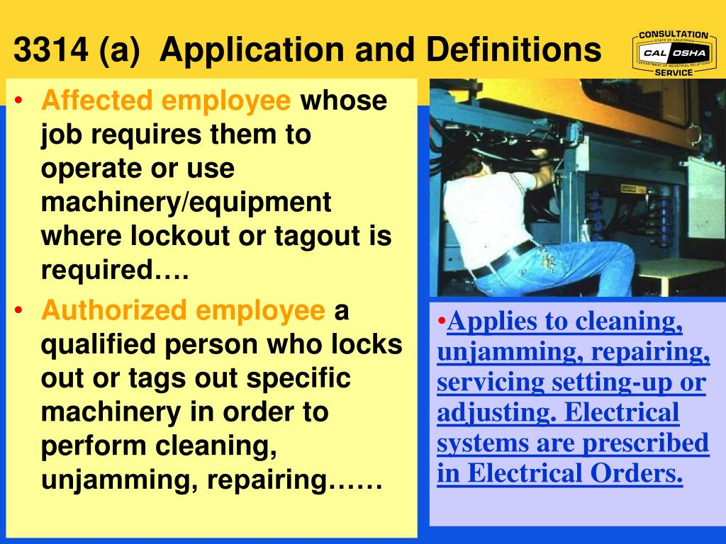 3314 (a)  Application and Definitions