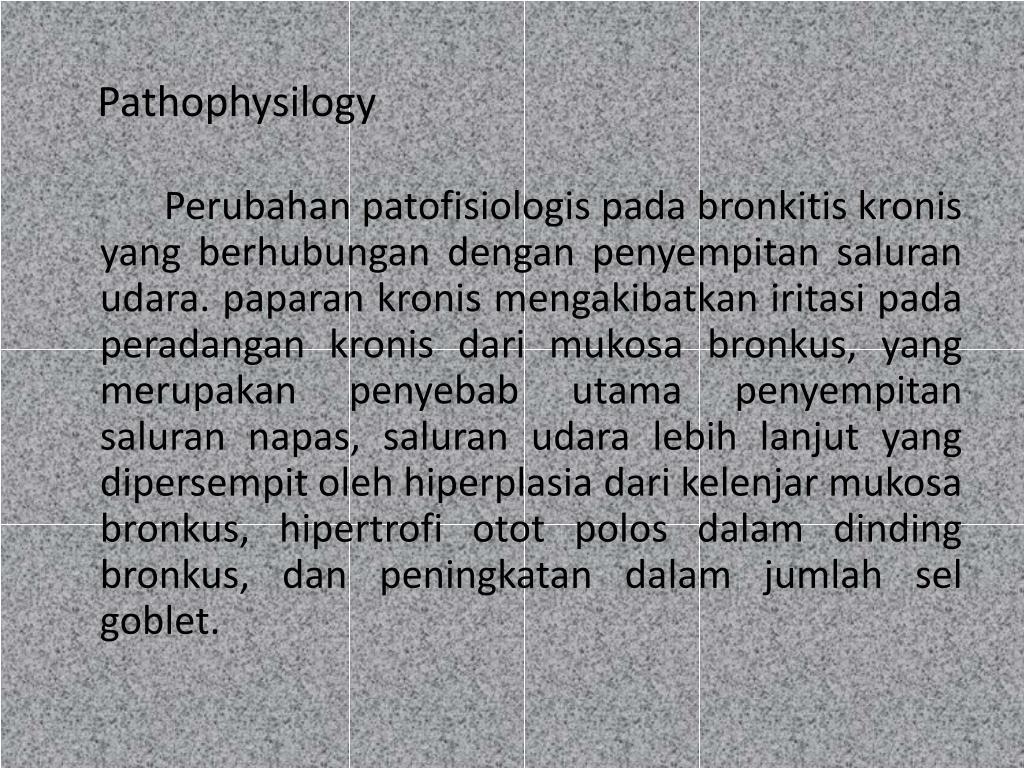 Pathophysilogy