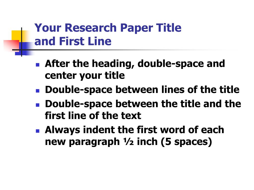 Your Research Paper Title