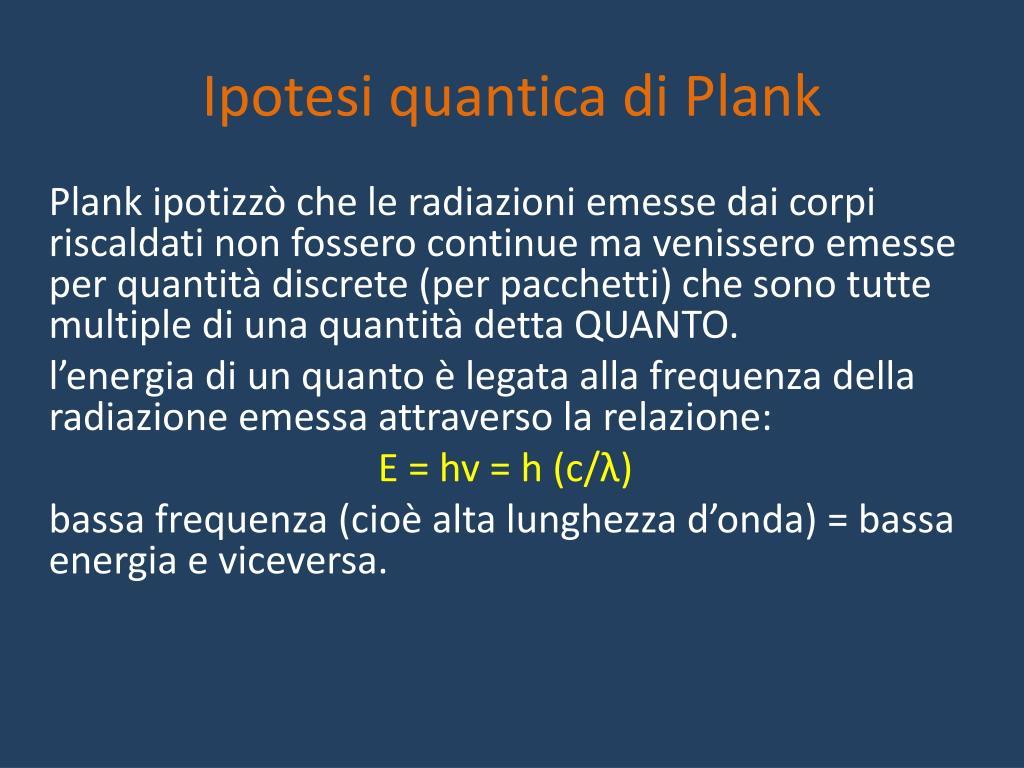 Ipotesi quantica di