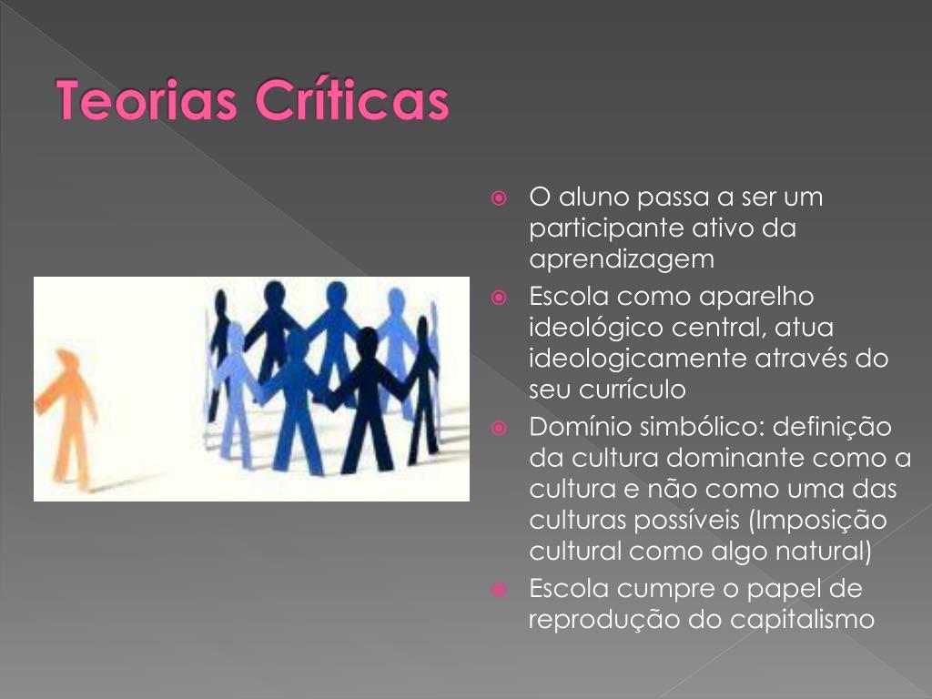 Teorias Críticas