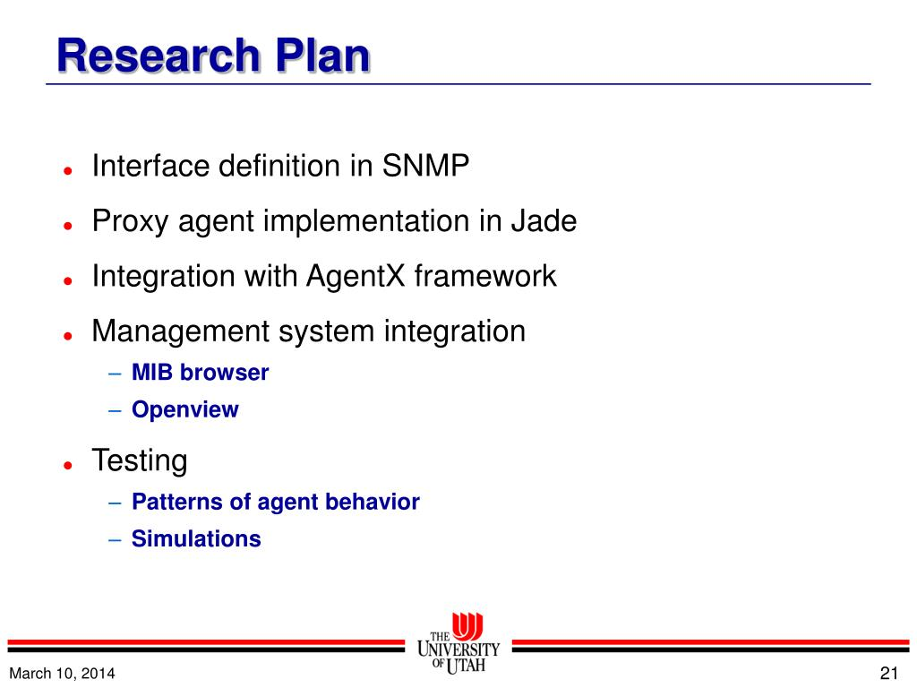 Interface definition in SNMP