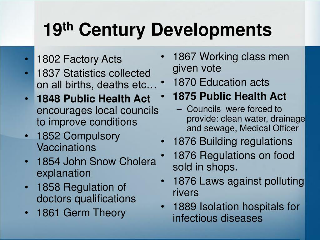 1802 Factory Acts