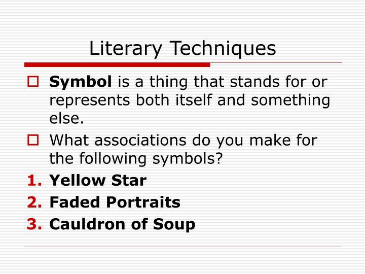 Literary Techniques