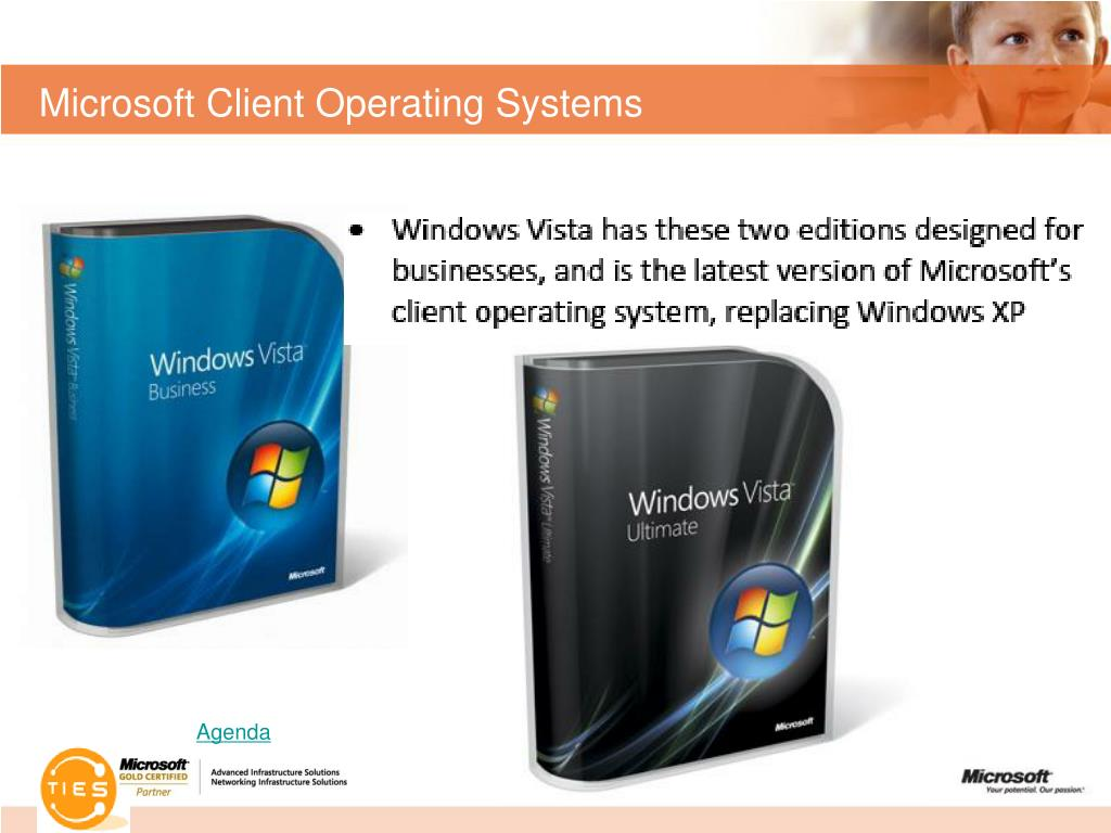 Microsoft Client Operating Systems