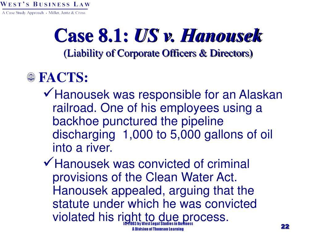 Case 8.1:
