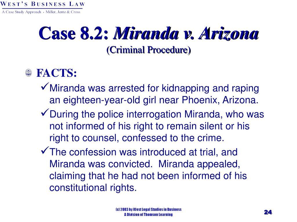 Case 8.2: