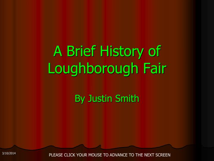A brief history of loughborough fair l.jpg