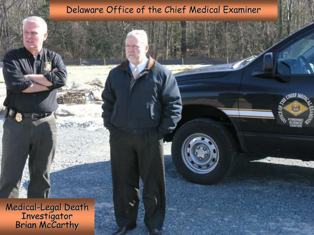 Delaware Office of the Chief Medical Examiner