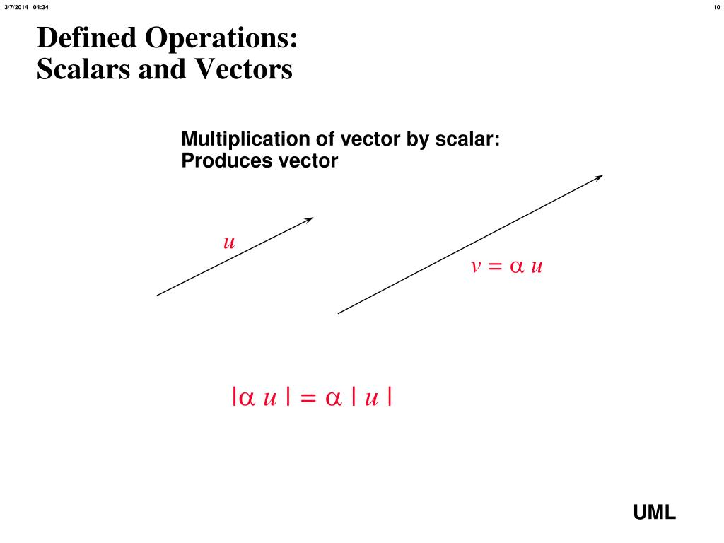 Defined Operations: