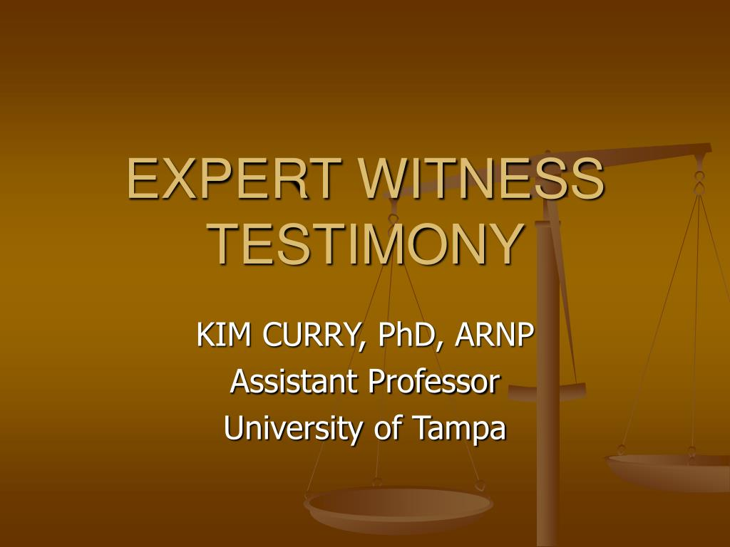 expert witness testimony Need expert witness testimony for banking and financial cases visit  mrichardsconsultingcom today to contact michael f richards for expert  witness services.