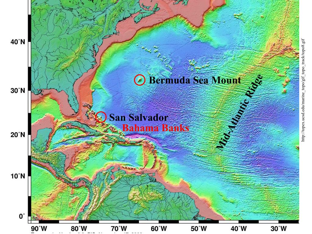 Bermuda Sea Mount