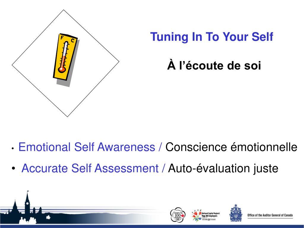 Tuning In To Your Self