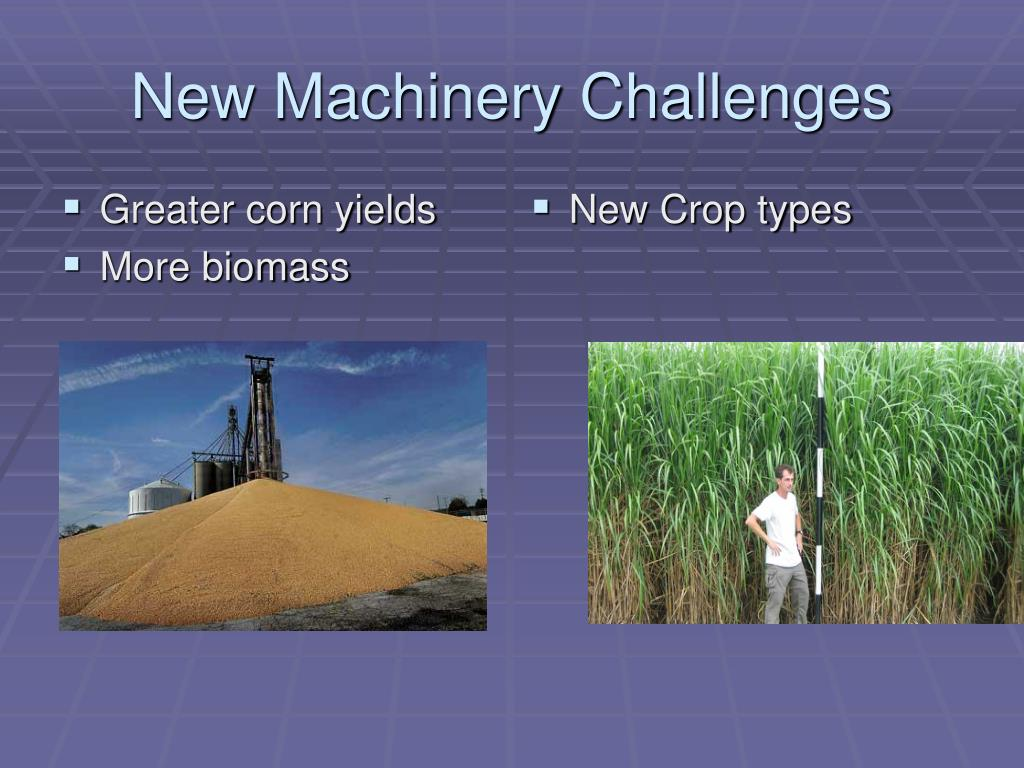 Greater corn yields