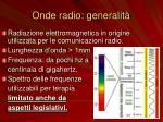 onde radio generalit