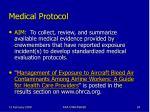 medical protocol