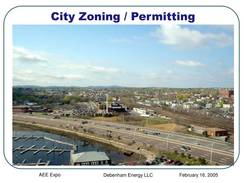 City Zoning / Permitting