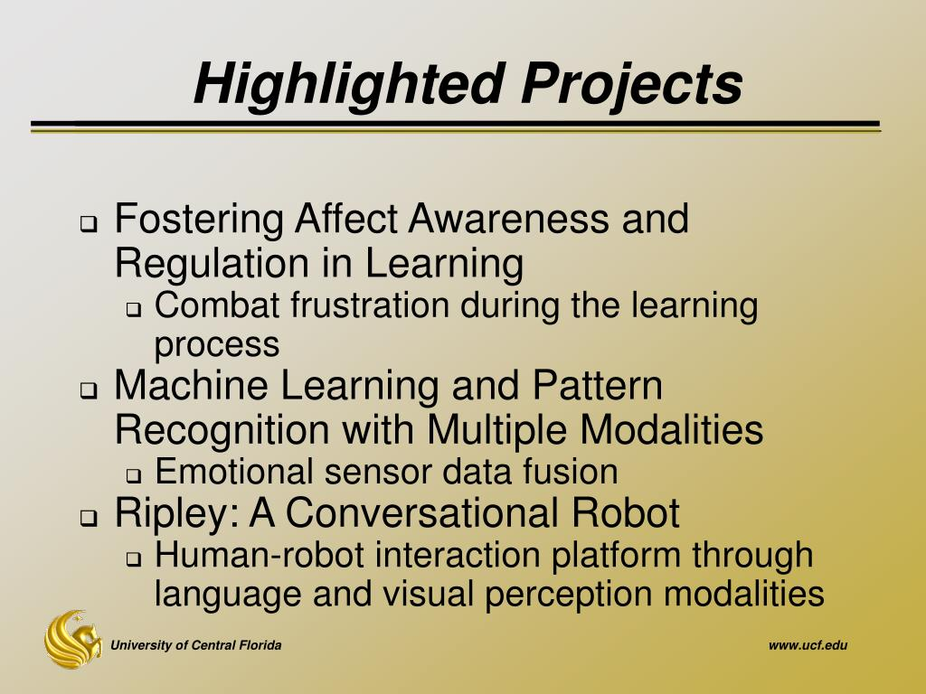 Highlighted Projects