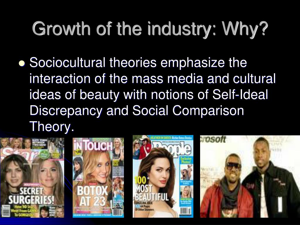 Growth of the industry: Why?
