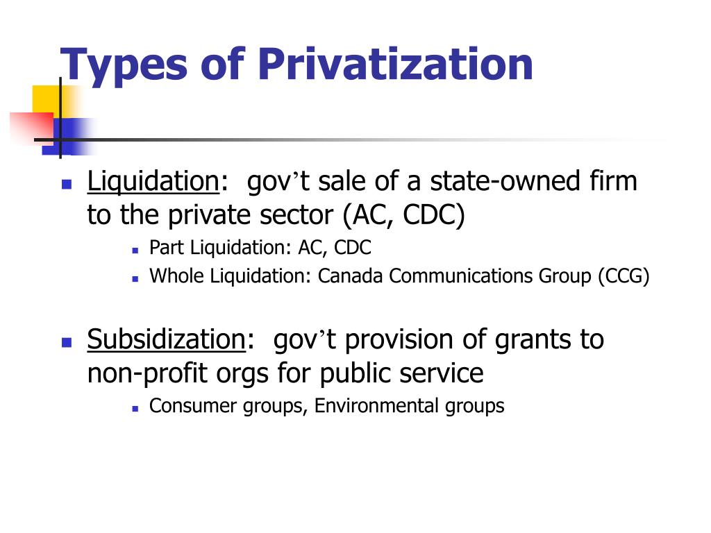 acknowledging the advantages of privatization The economic effects of privatization will not be felt immediately over time, however privatizing education by michael perelman (mar 01, 2006) topics.