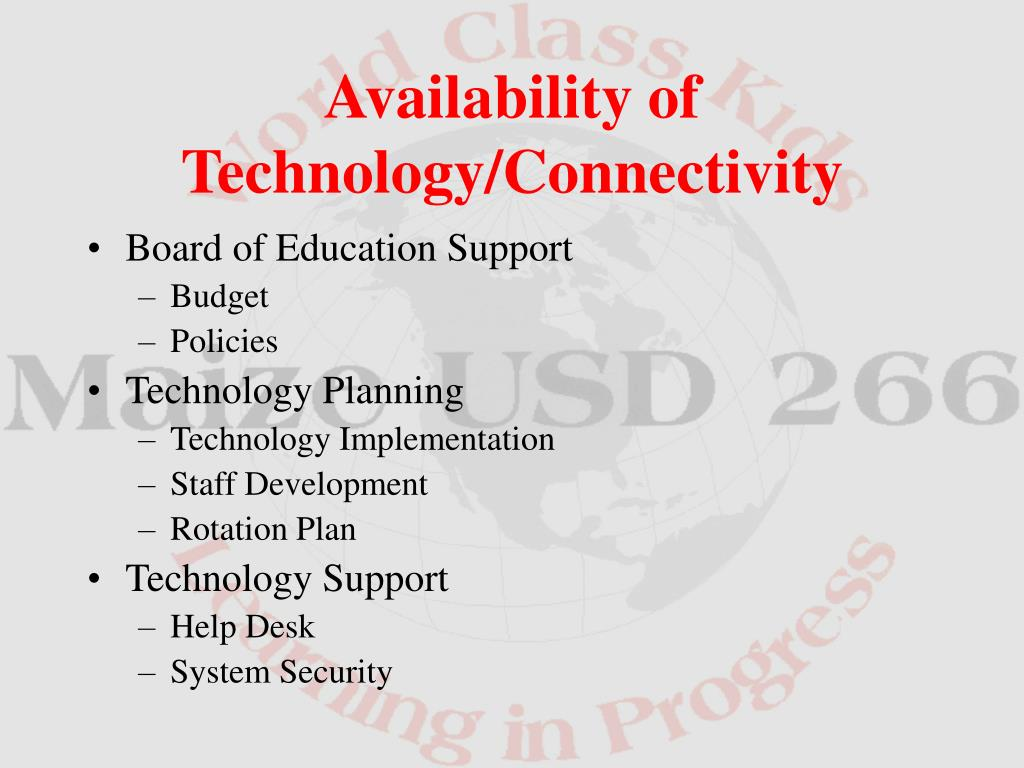 Board of Education Support