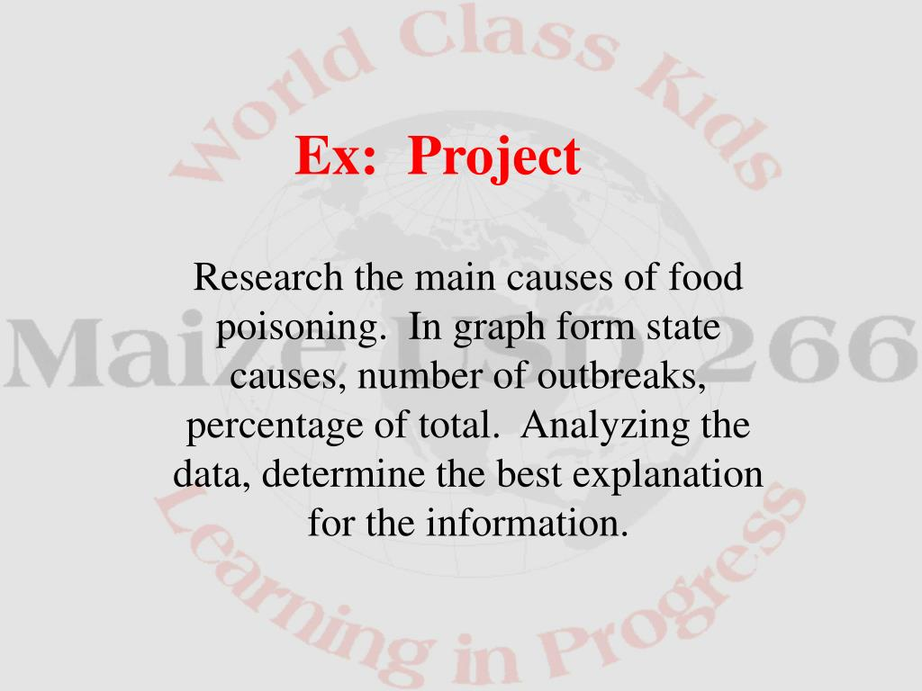 Ex:  Project