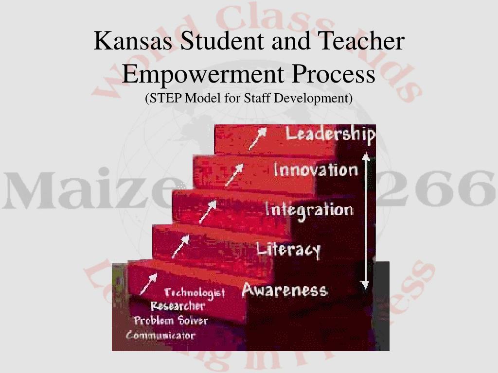 Kansas Student and Teacher