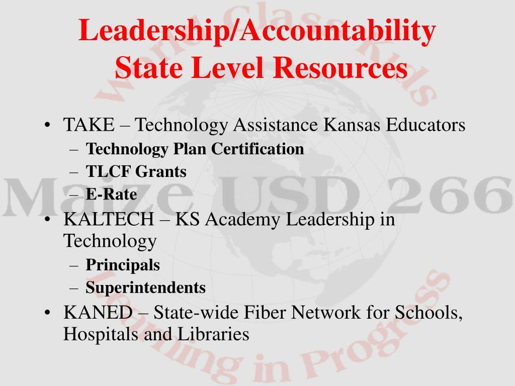 TAKE – Technology Assistance Kansas Educators