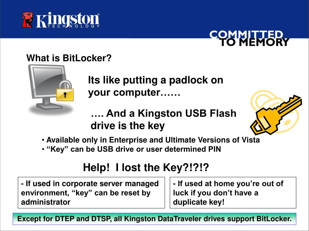 What is BitLocker?