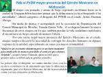 pide el pvem mayor presencia del ej rcito mexicano en michoac n
