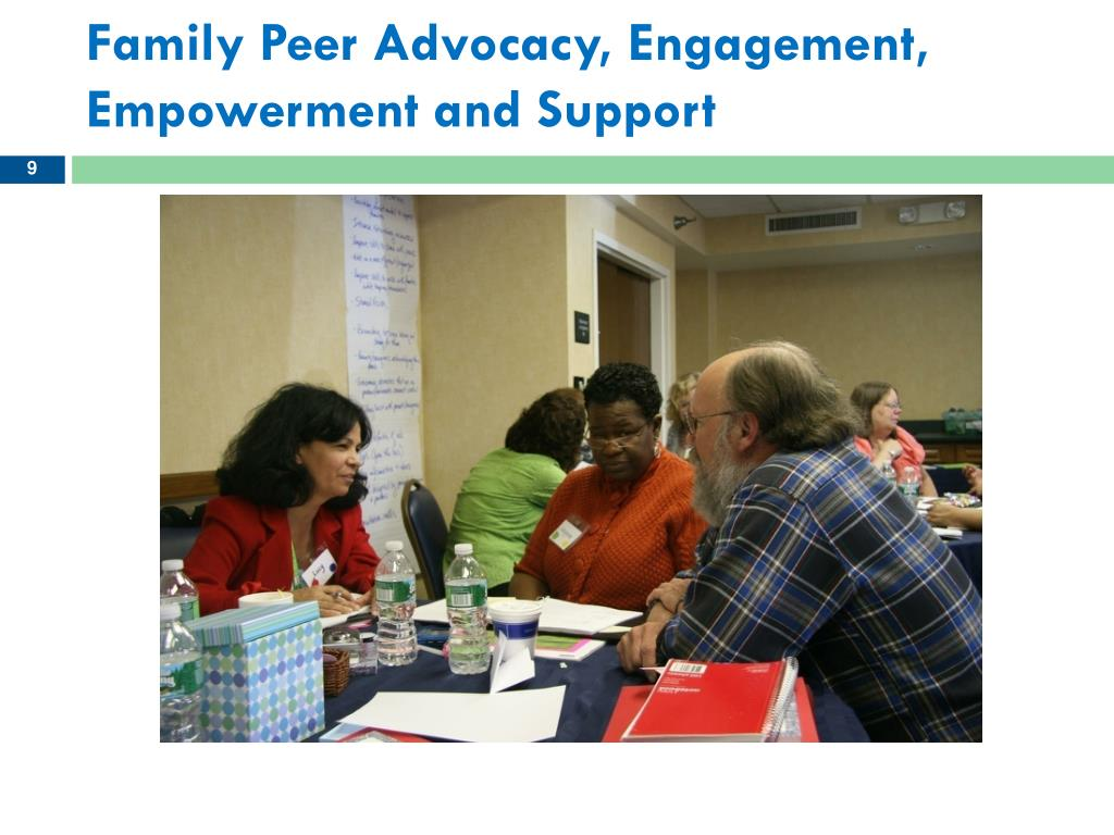 Family Peer Advocacy, Engagement, Empowerment and Support