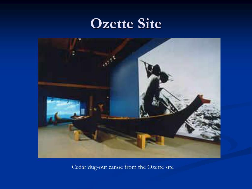 Ozette Site