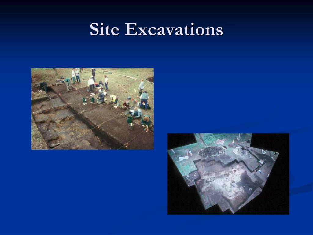 Site Excavations