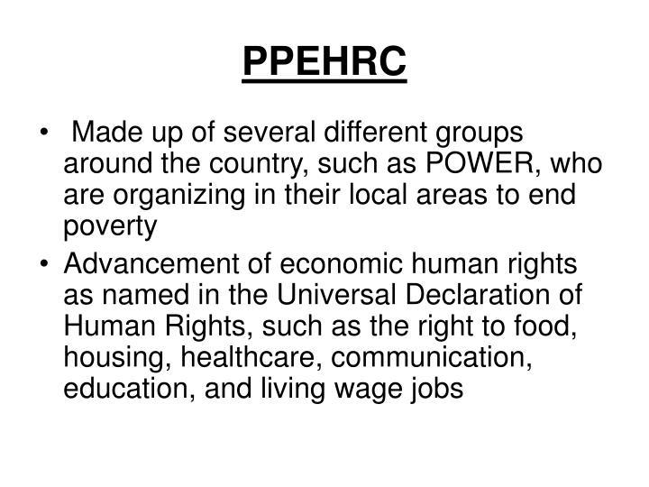 PPEHRC